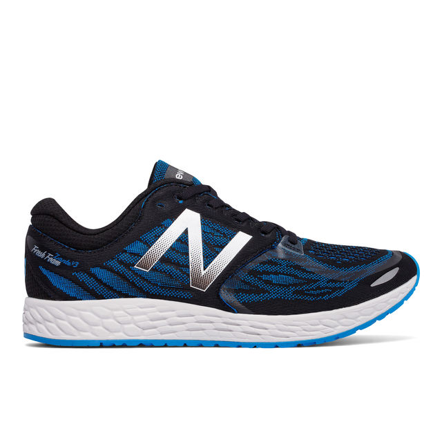 New Balance Zante v3 in Black Blue