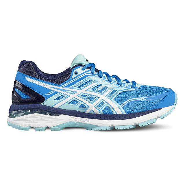 Asics Lady GT 2000 5 in Hellblau