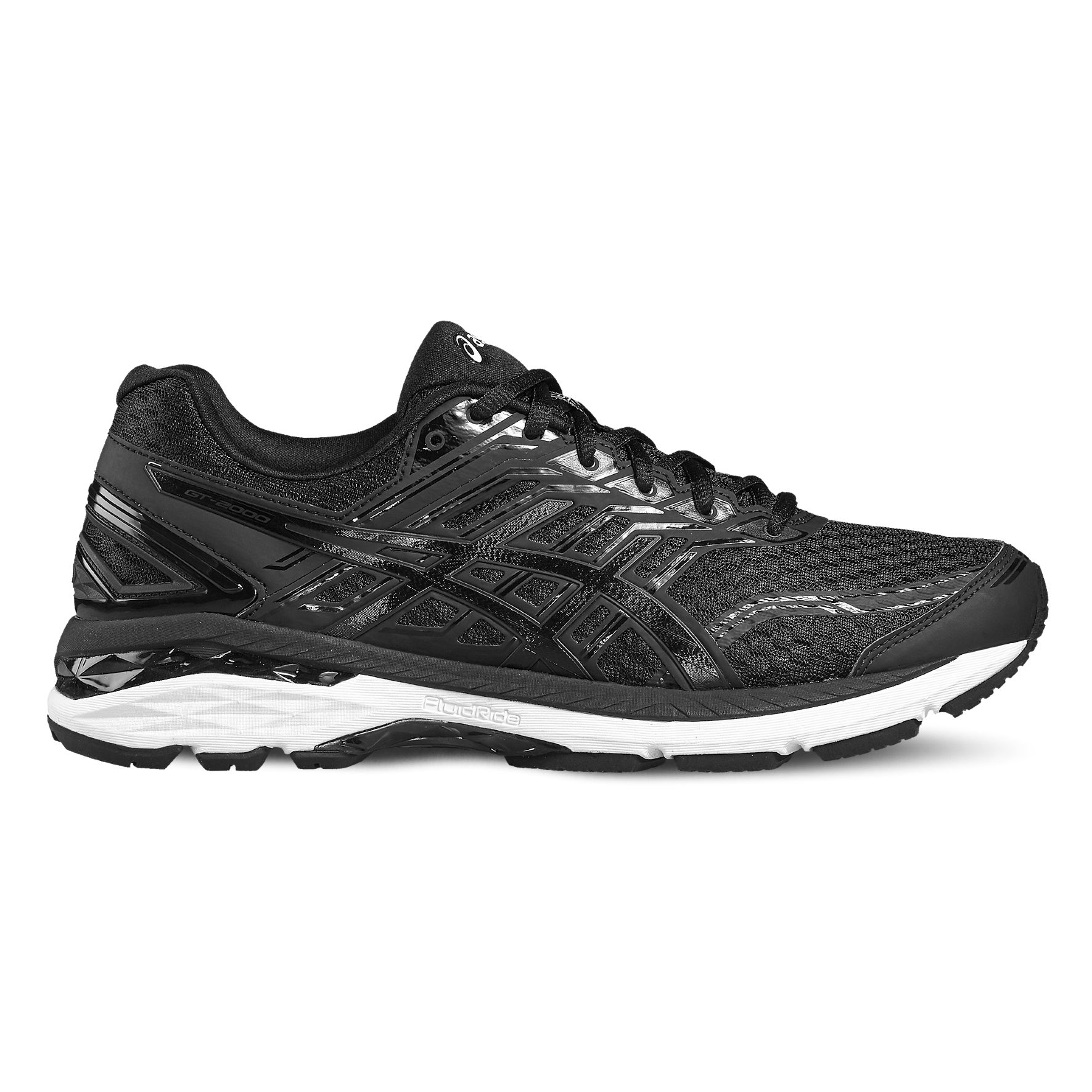 Asics Lady GT 2000 5 in Schwarz