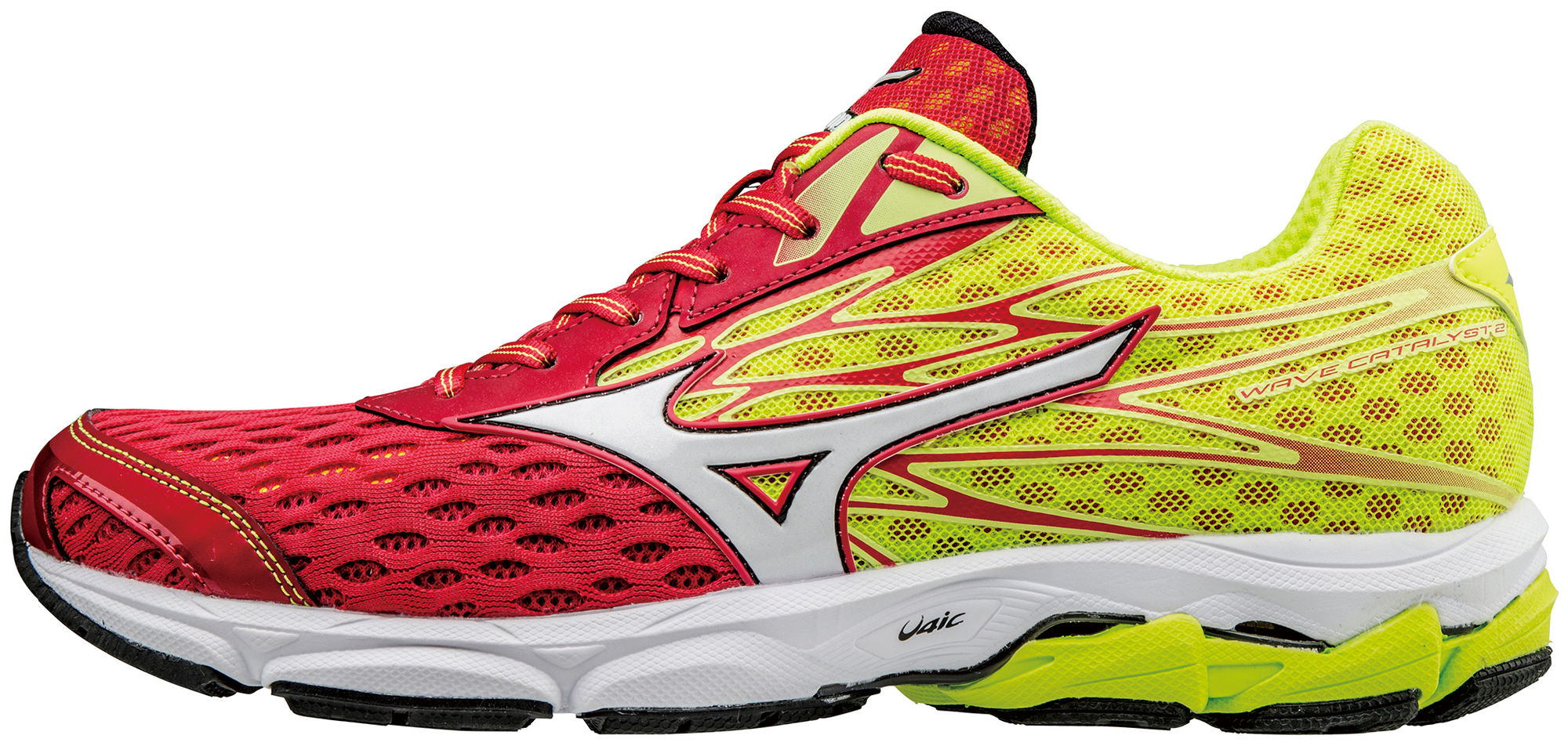Mizuno Wave Catalyst 2 in Lollipop/Safety Yellow