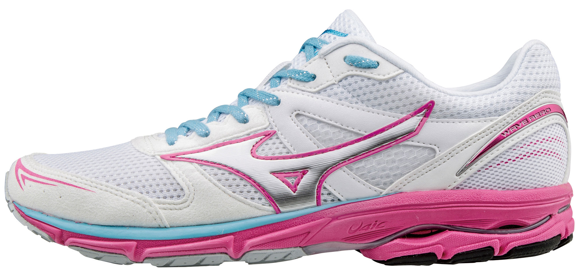 Mizuno Lady Wave Aero 15 in Weiß
