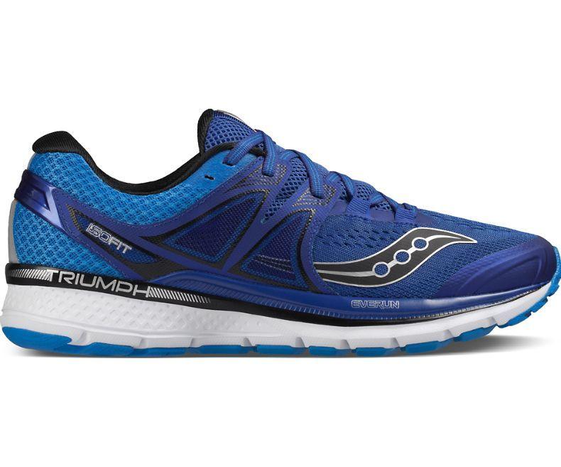 Saucony Triumph ISO 3 in Blau