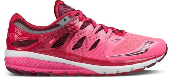 Saucony Lady Zealot ISO in Pink