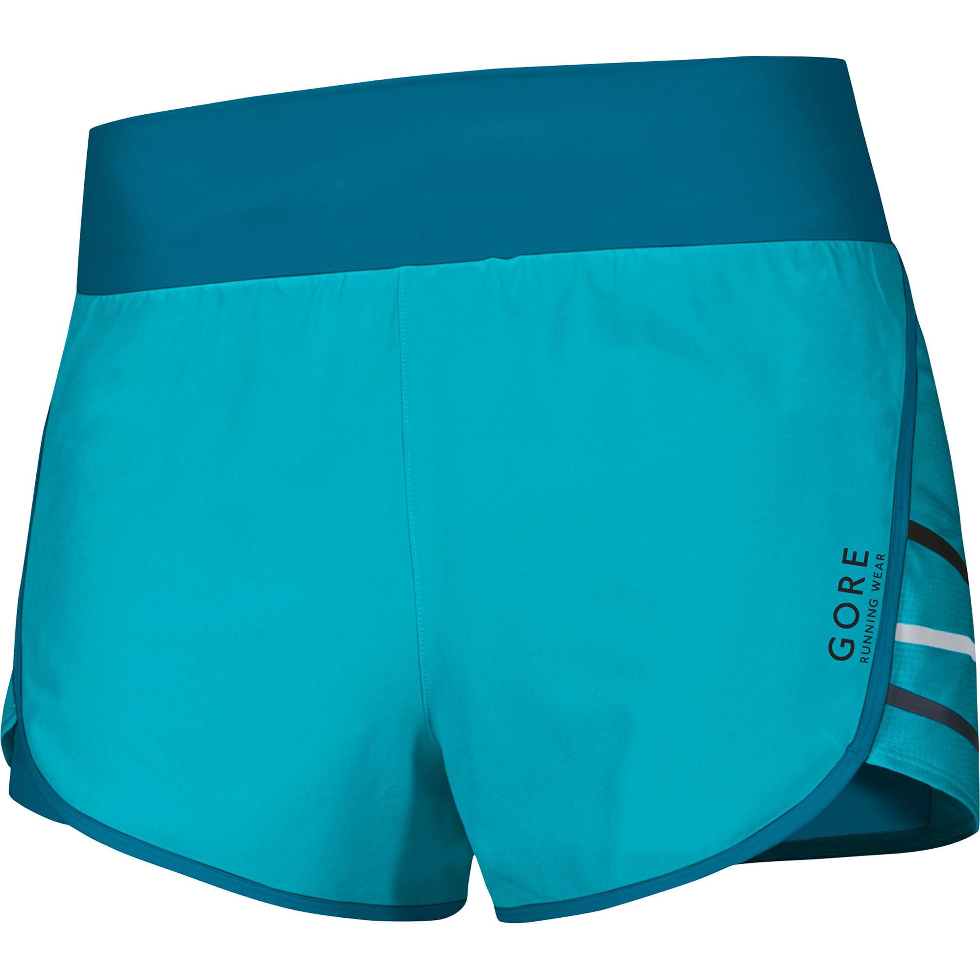 Gore Mythos Lady 2in1 Short in Blau