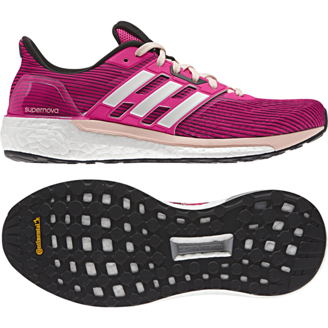 Adidas Lady Supernova in Shock Pink
