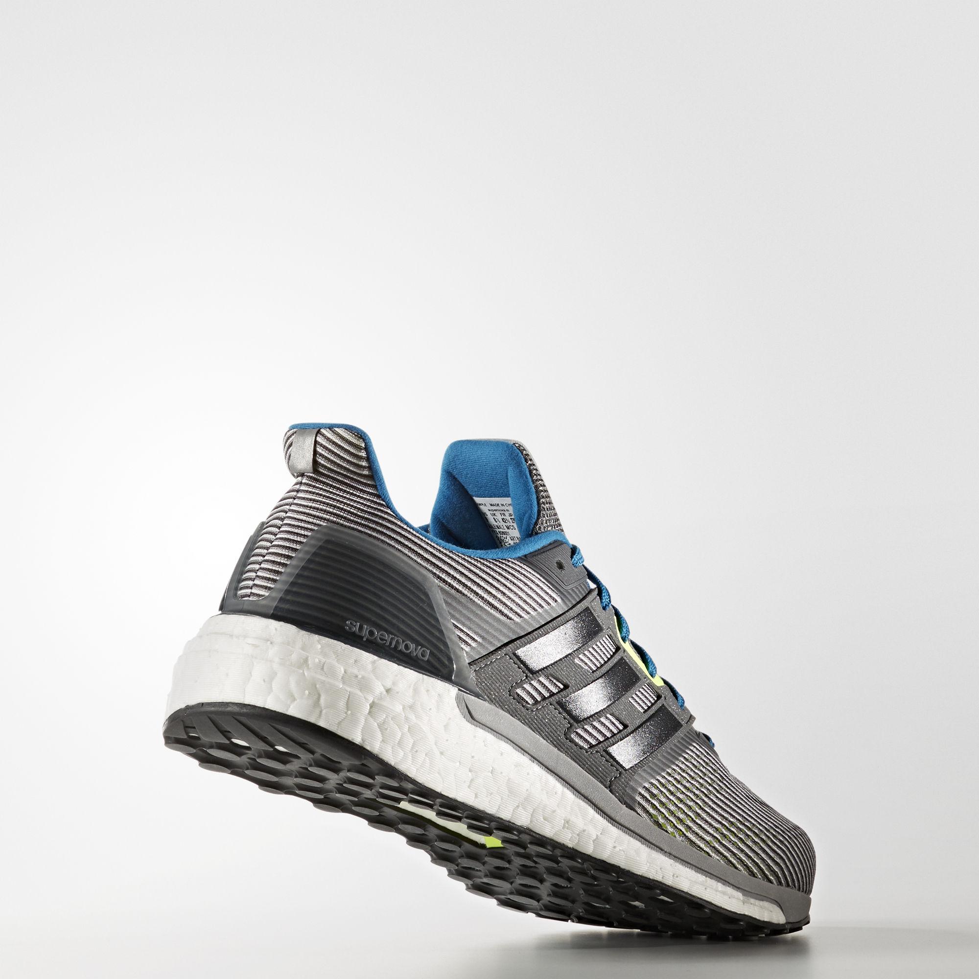 adidas Supernova in Vista Grey
