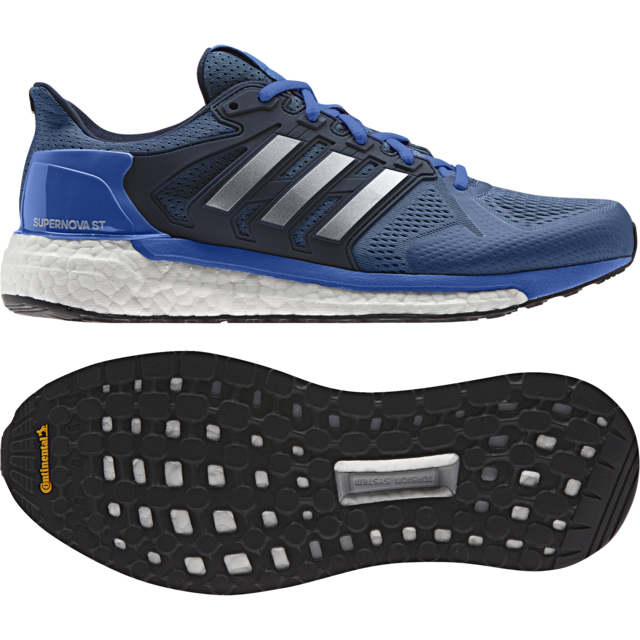 Adidas Supernova ST in Blau
