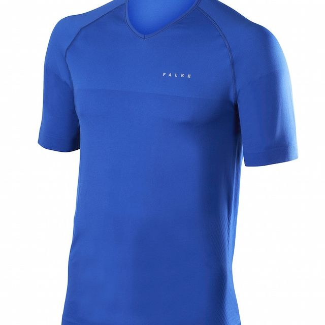 Falke Running T-Shirt in Blau