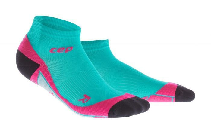 cep Low Cut Socks Women in Lagoon Pink