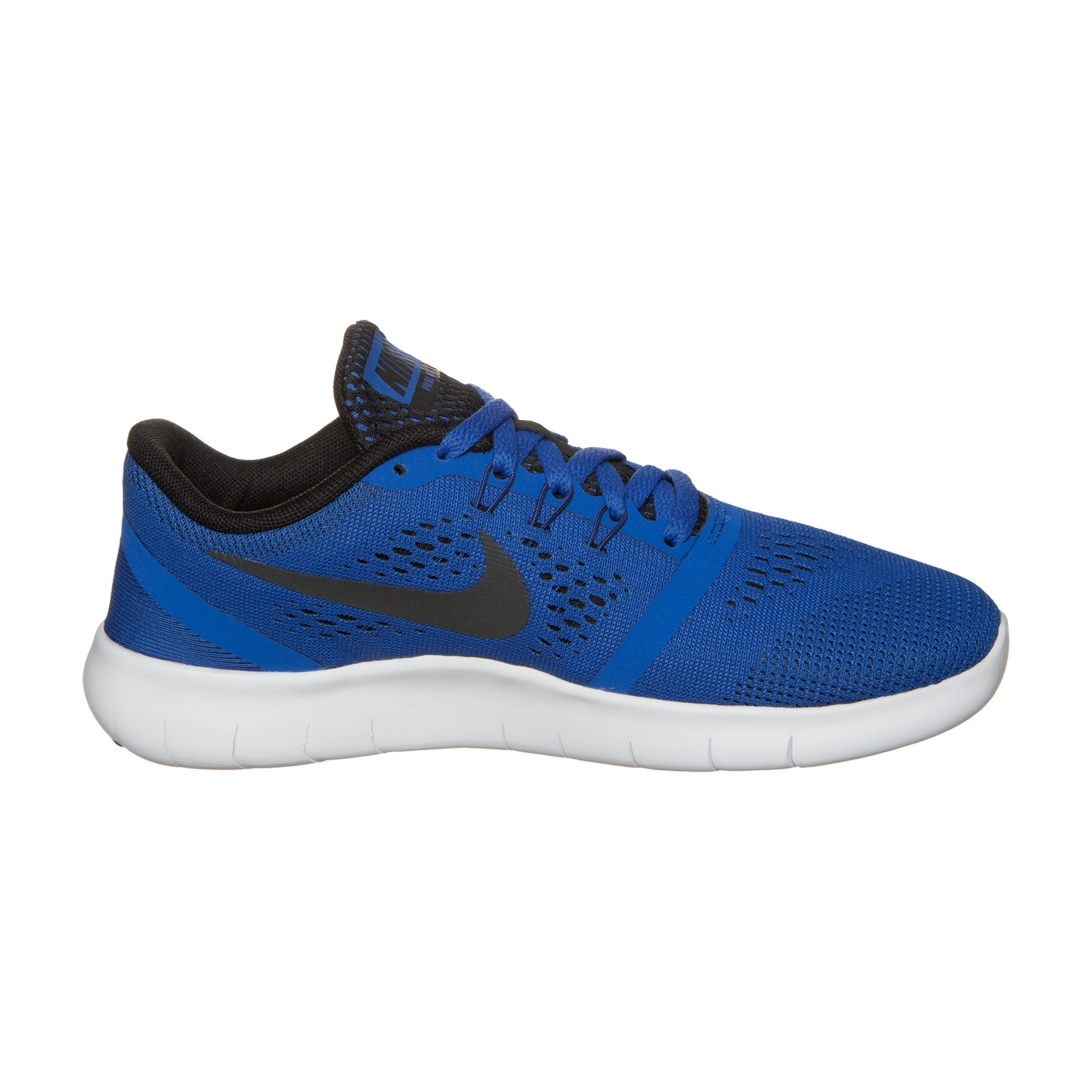 Nike Free RN GS in Blau
