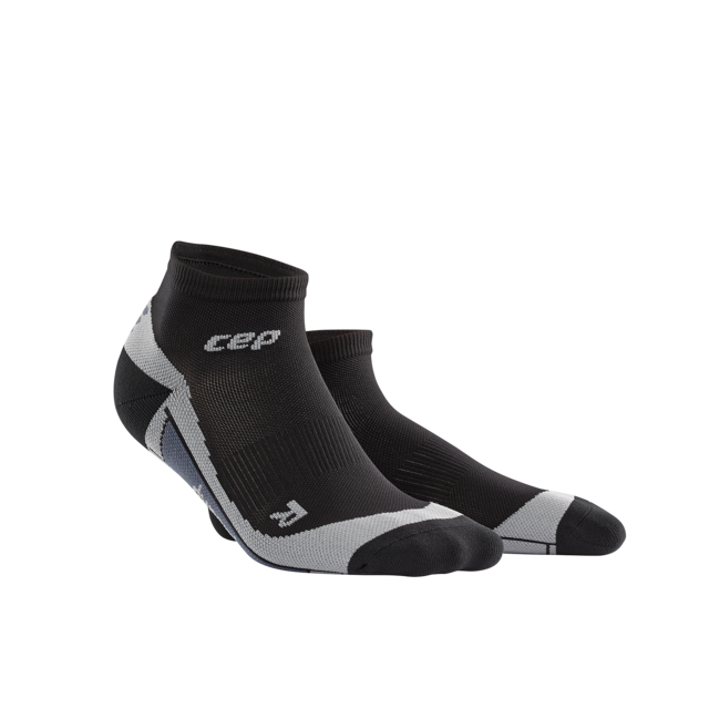 cep Low Cut Socks in Schwarz