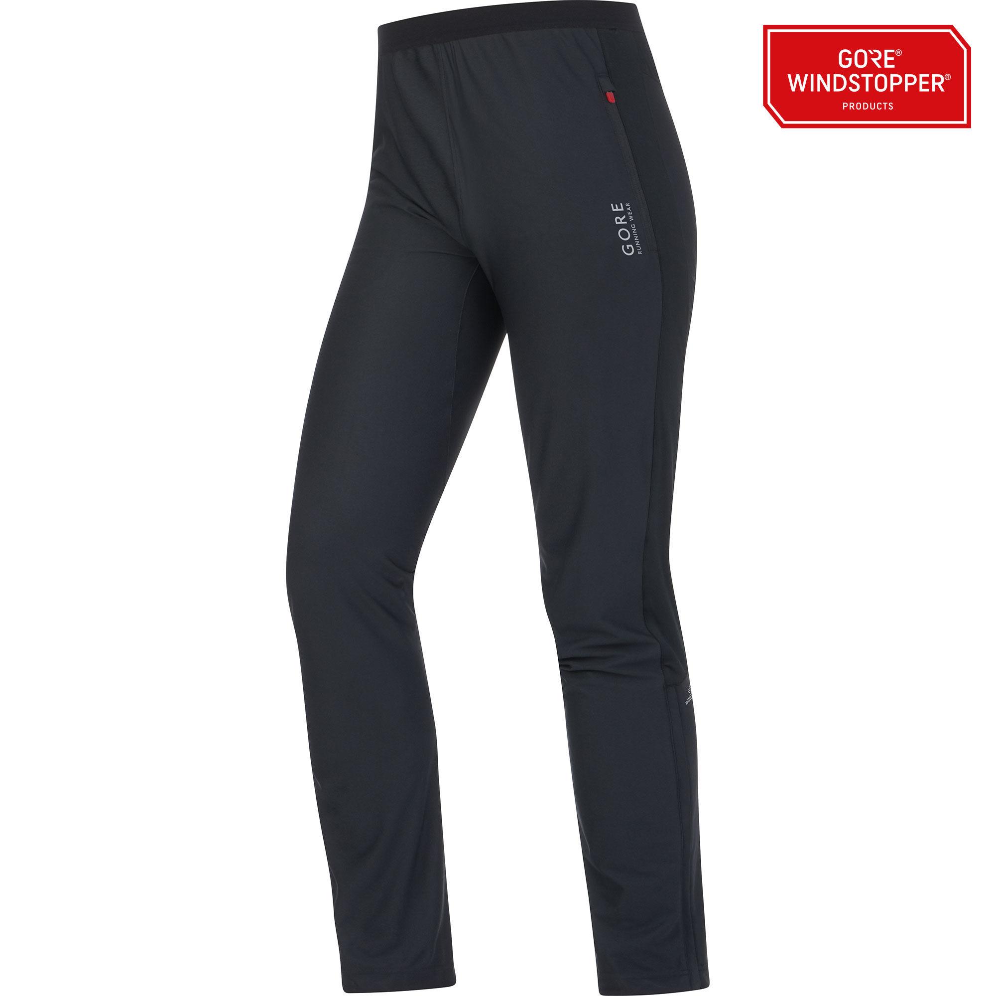 Gore Essential GWS Pants in Schwarz