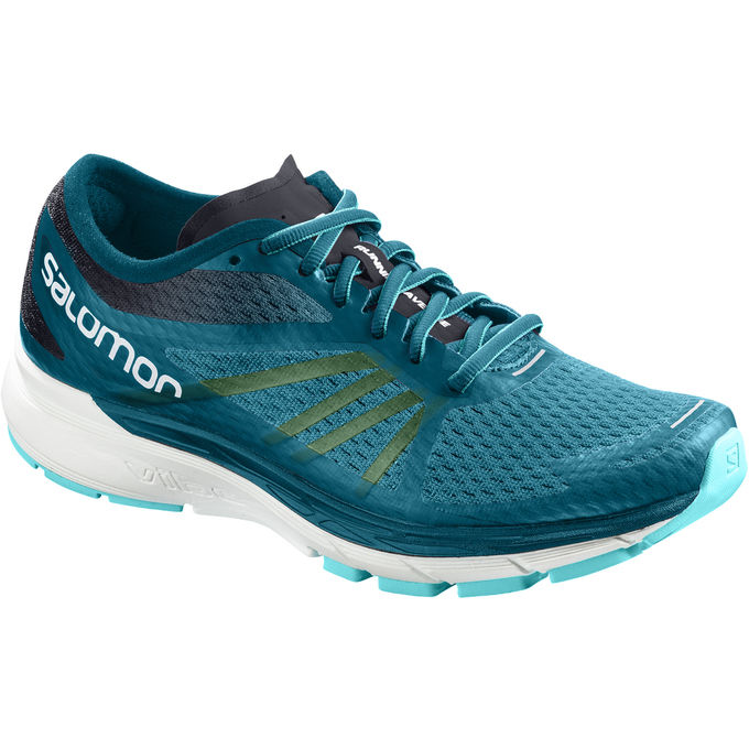 Salomon Lady Sonic RA Pro in Blau