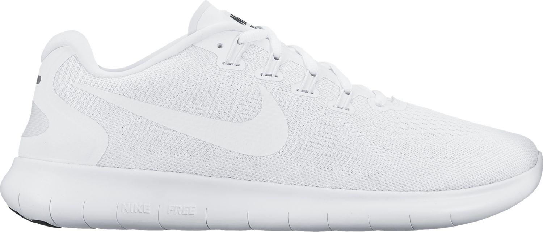 Nike Lady Free RN 2 Allwhite in Weiß