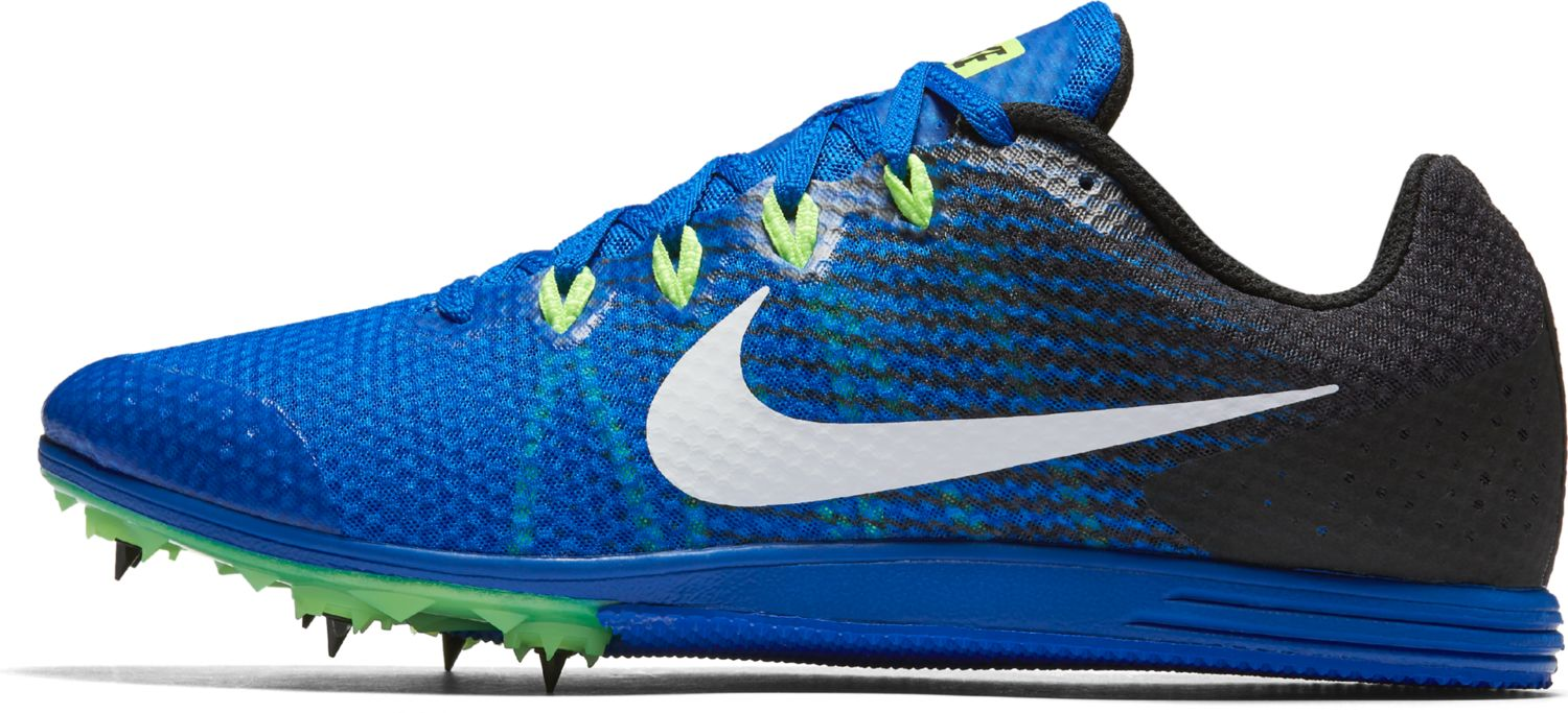 Nike Zoom Rival D 9 in Blau