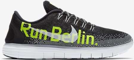 Nike Lady Free Distance Berlin in Schwarz