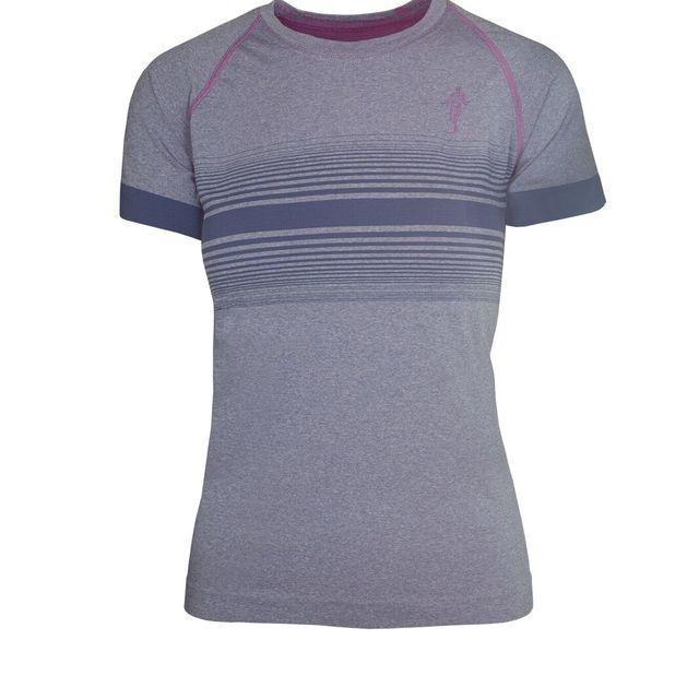 Thonimara Damen Sommer Ti Shirt Breeze in Grau