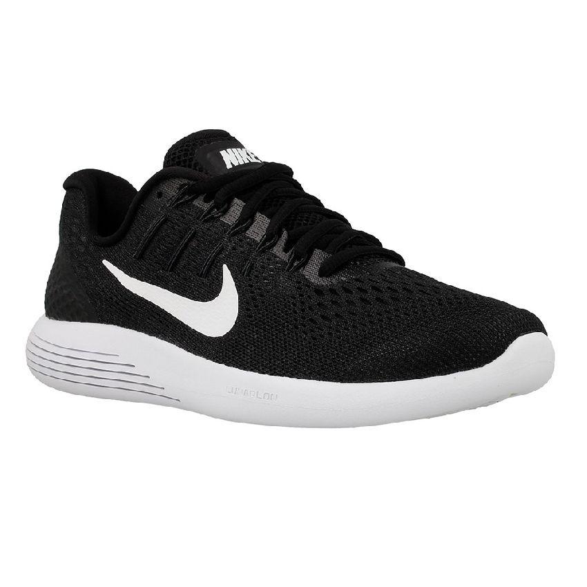 Nike Lunarglide 8 in Schwarz