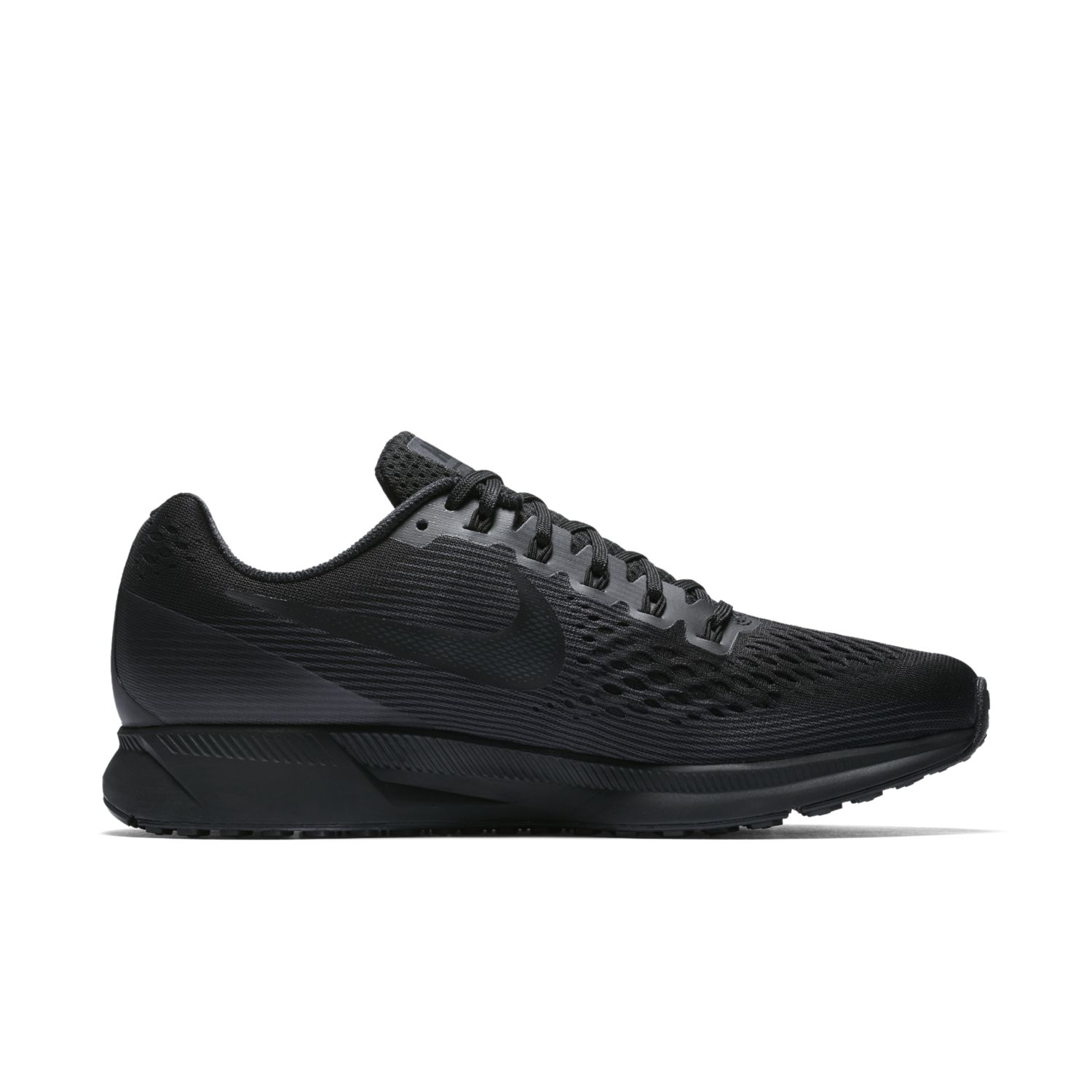 Nike Air Zoom Pegasus 34 in Schwarz