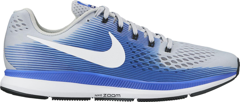 Nike Air Zoom Pegasus 34 in Grau Blau