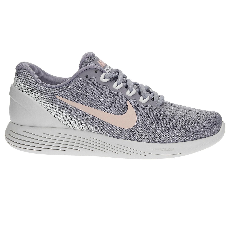 Nike Lady LunarGlide 9 in Grau