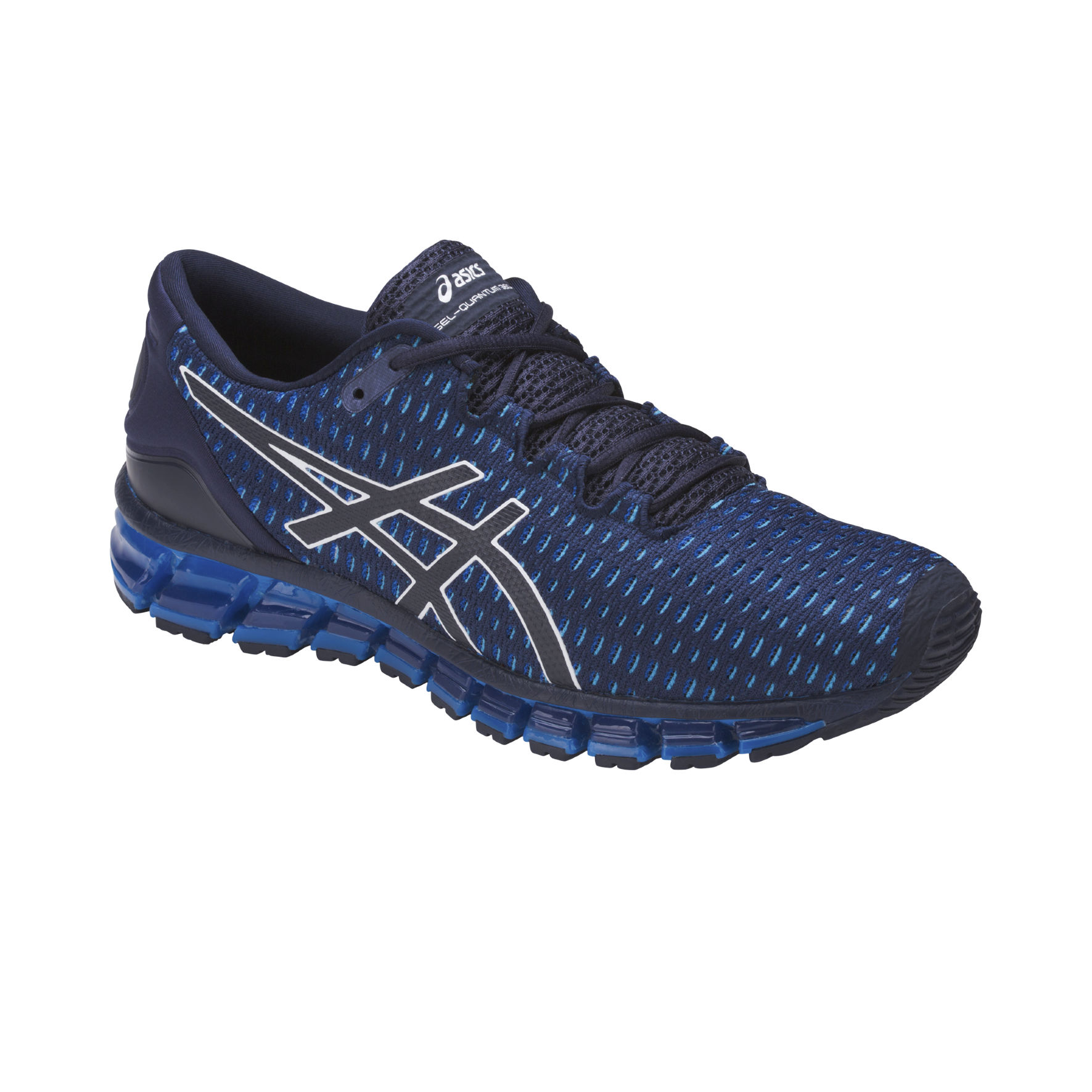 Asics Gel Quantum 360 Shift in Dunkelblau
