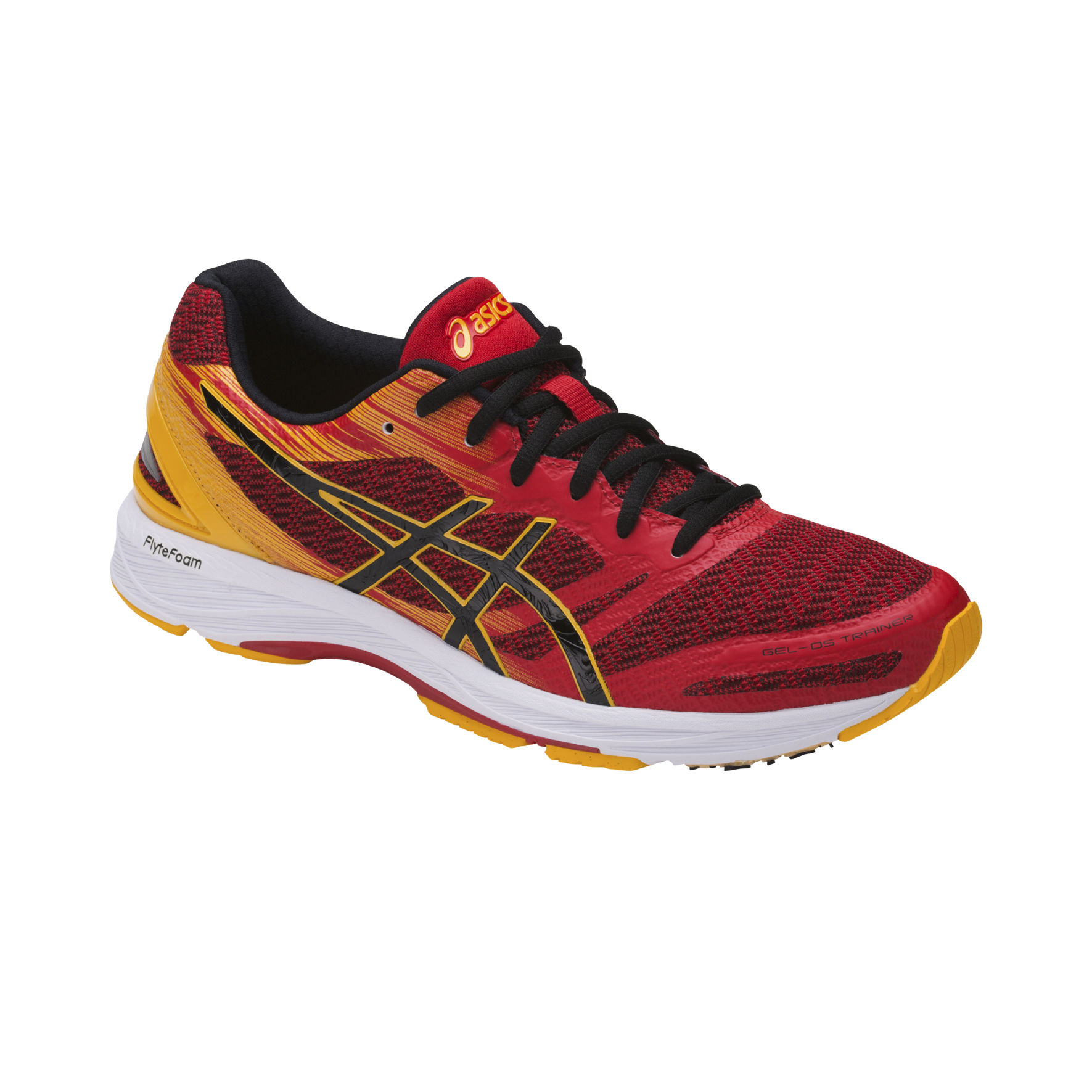 Asics DS Trainer 22 in Red Gold