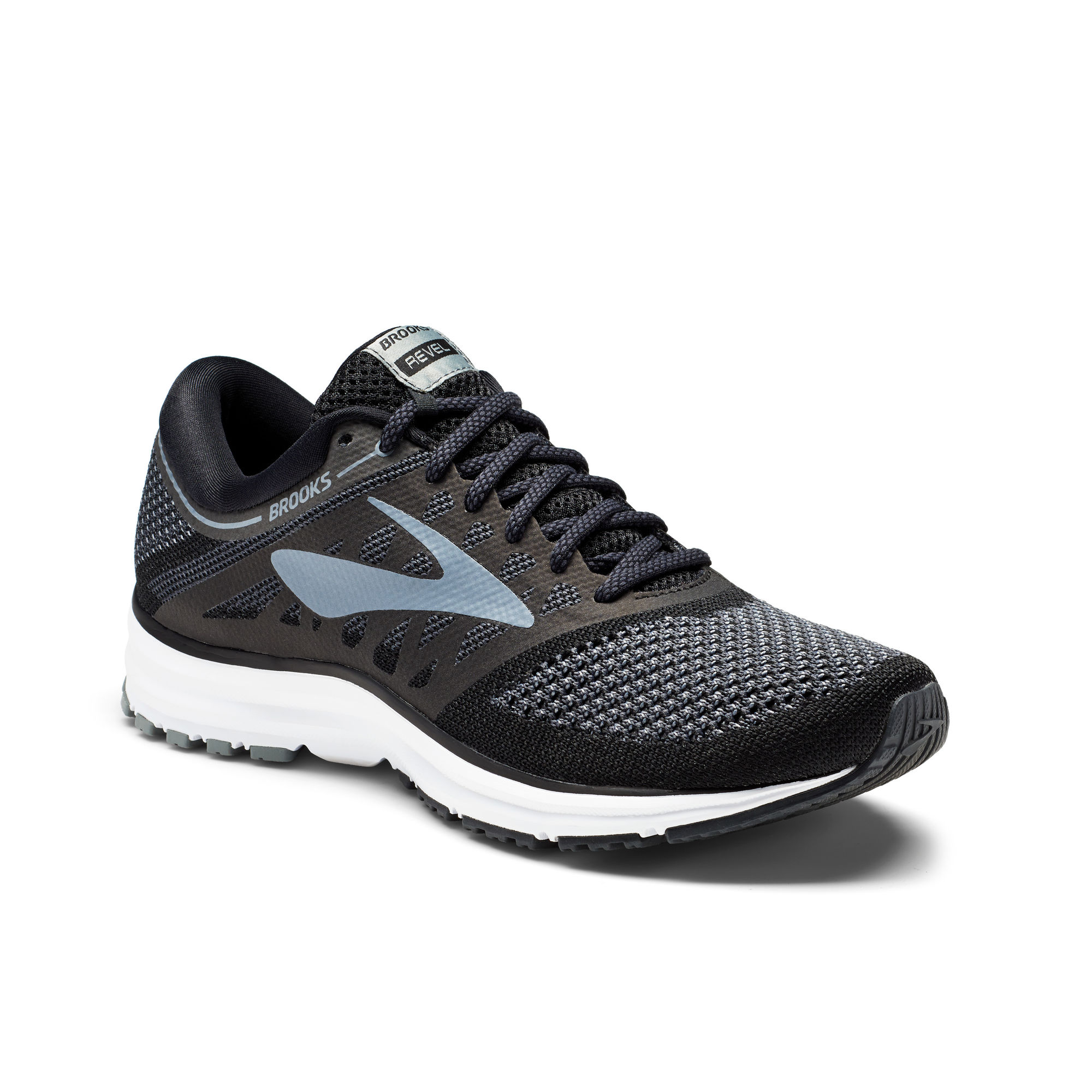 Brooks Lady Revel in Black
