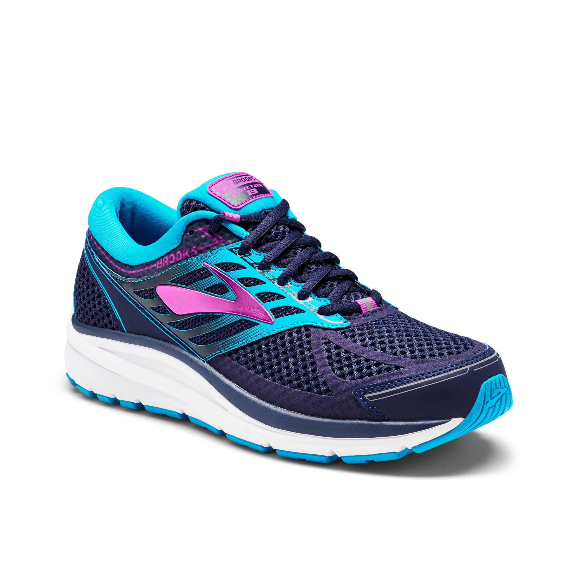 Brooks Lady Addiction 13 in Evening Blue