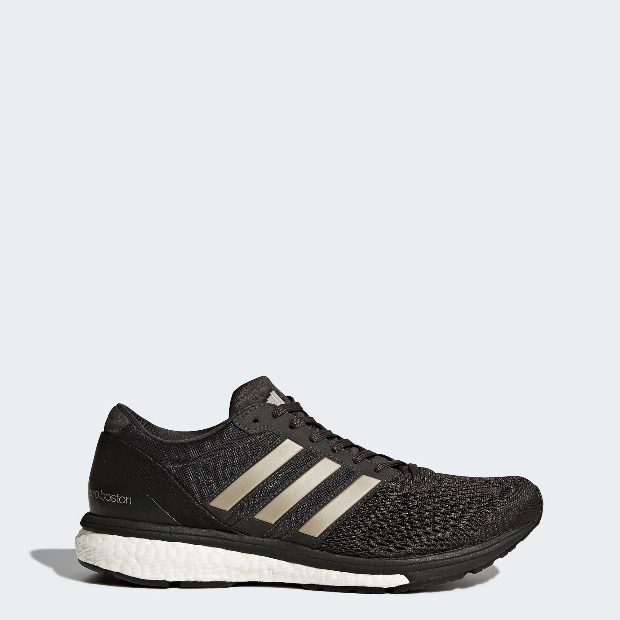 adidas Adizero Boston 6 w in Schwarz