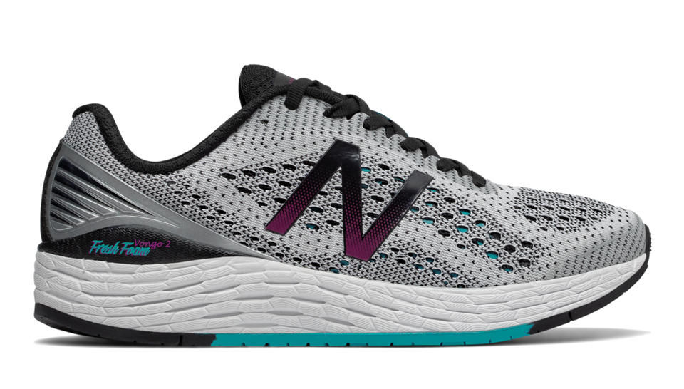 New Balance Lady Vongo V2 in Weiß Grau