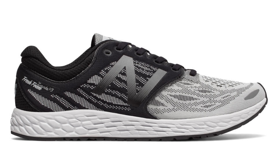 New Balance Zante v3 in Arctic Fox Black