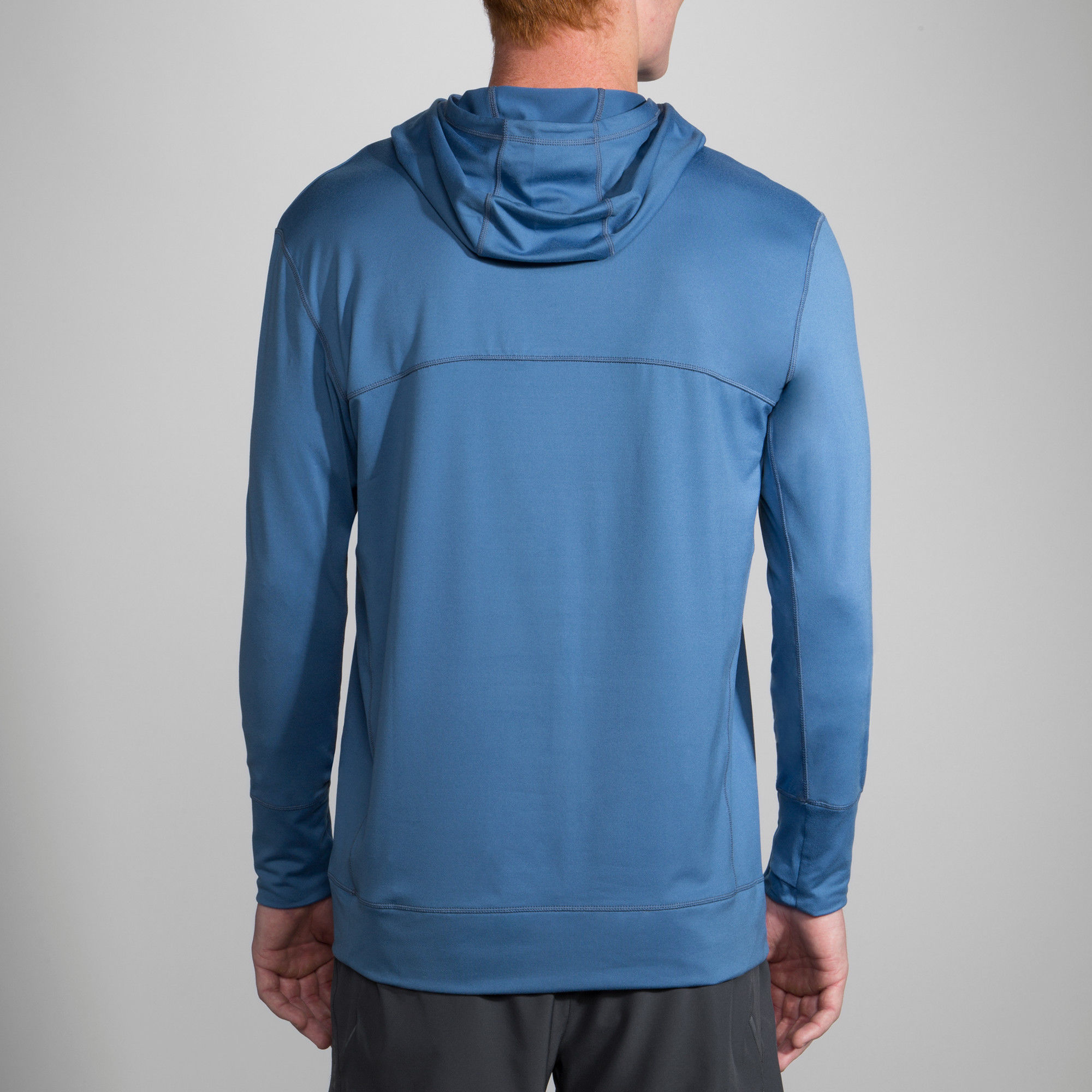 Brooks Dash Hoodie in Bay
