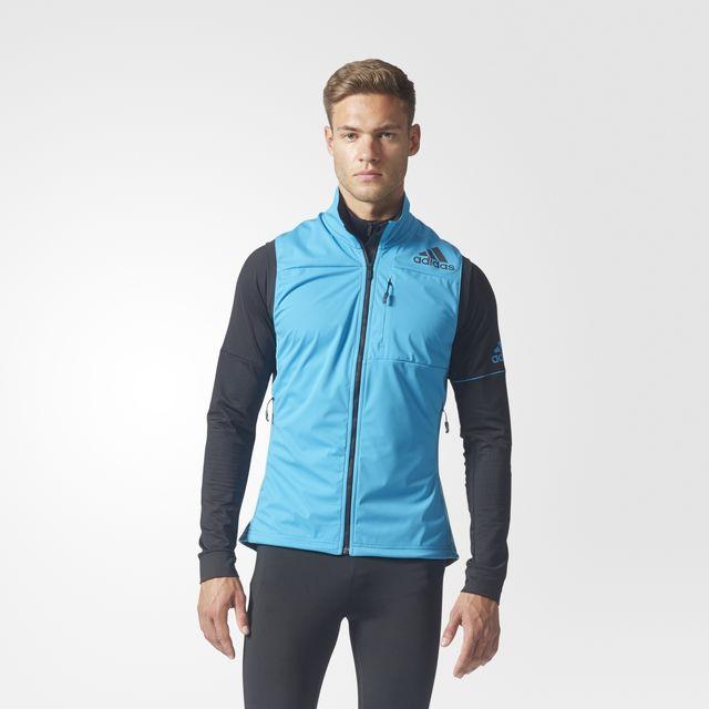 adidas Xperior Vest in Blau