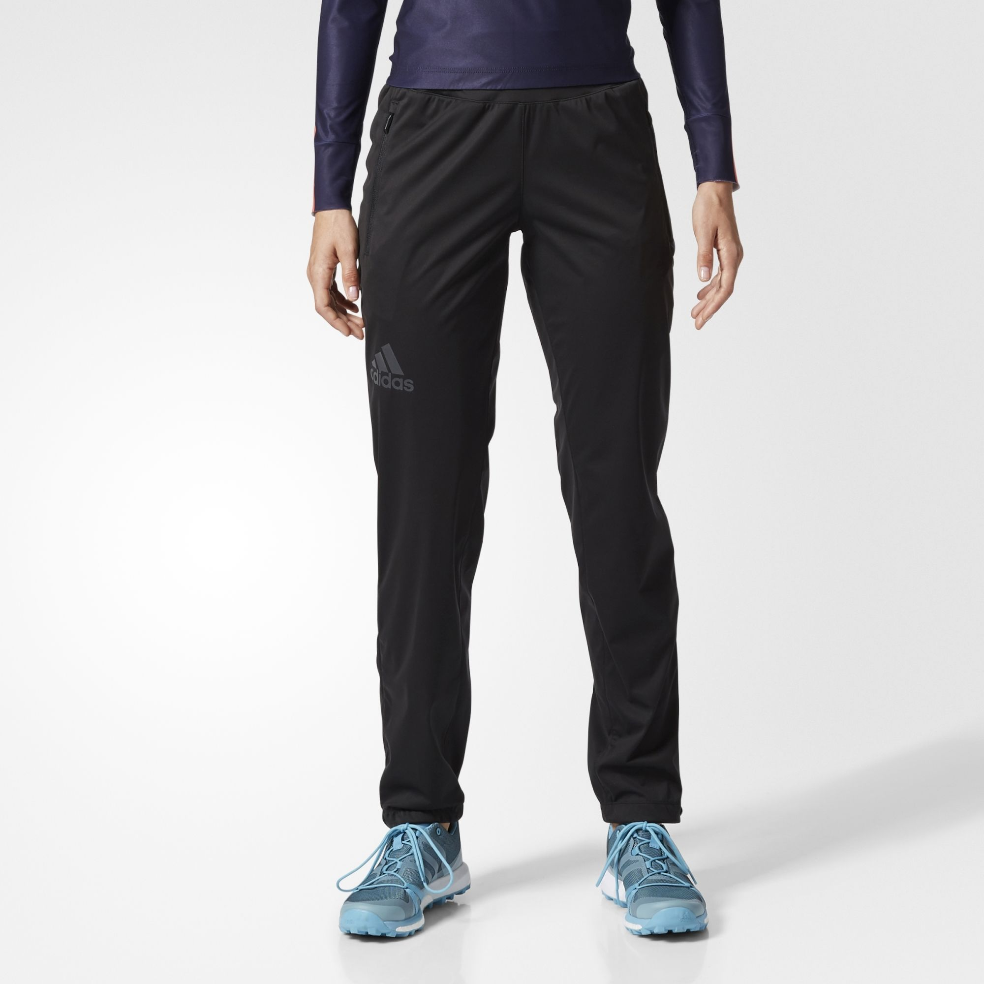 adidas Xperior Pants w in Schwarz