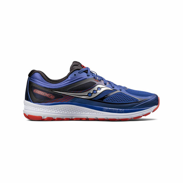 Saucony Guide 10 in Blau