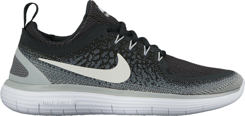 Nike Lady Free Run Distance 2 in Schwarz Weiß