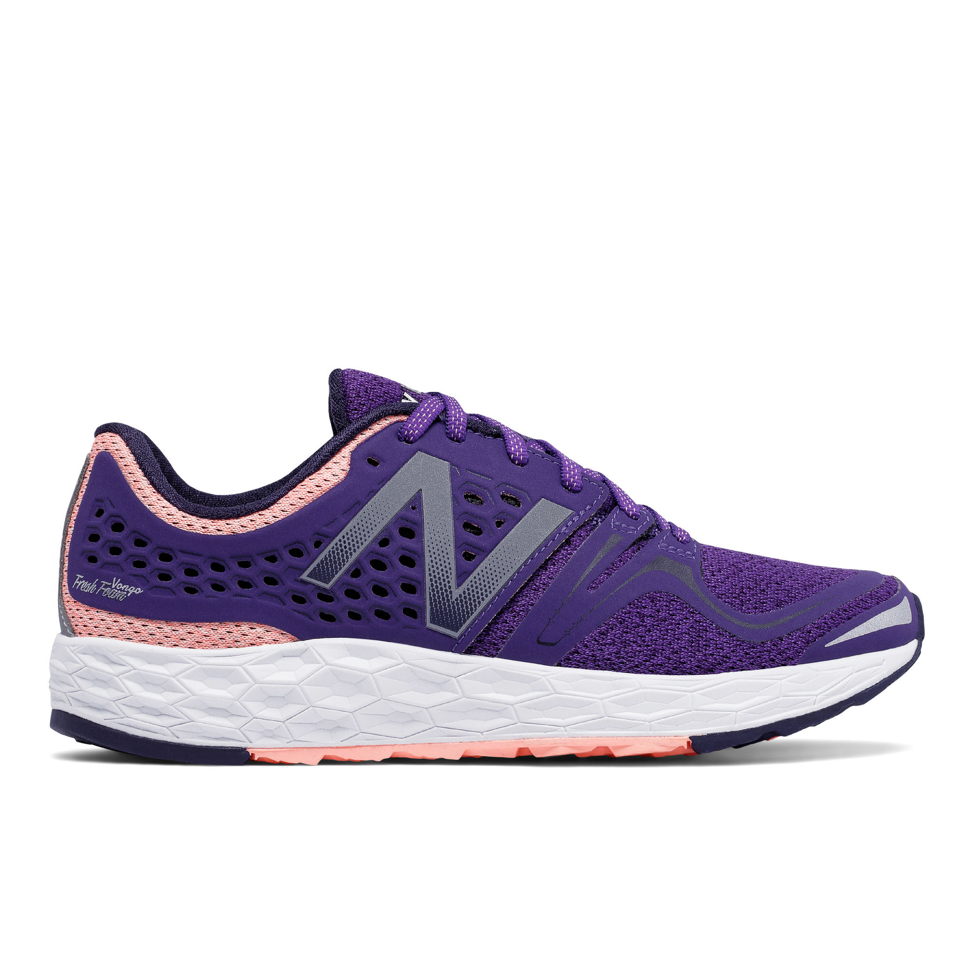New Balance Lady Vongo in Lila