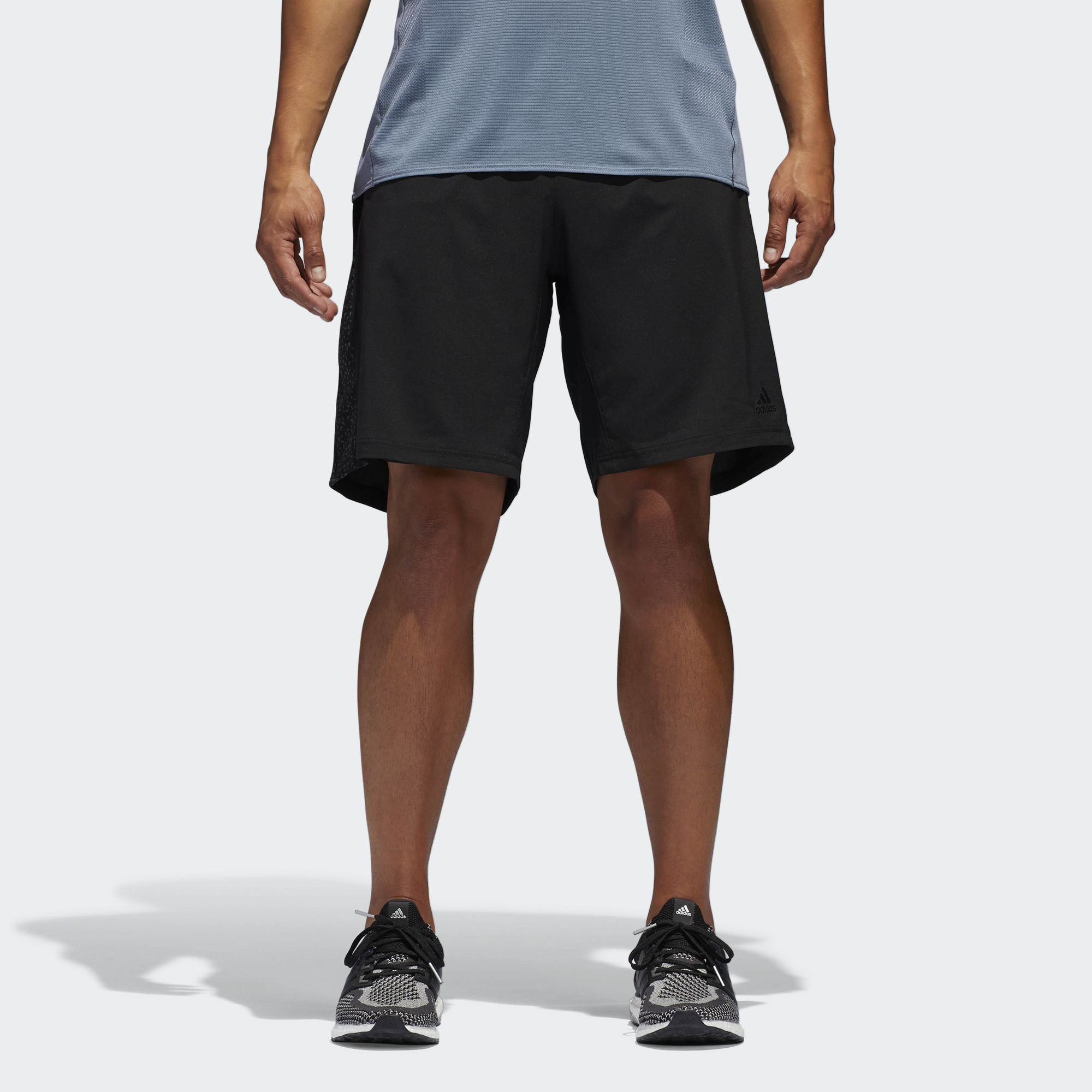 adidas Supernova Dual Short in Schwarz