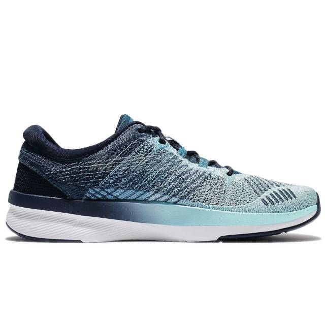 Under Armour Lady Threadborne Push TR in Blau