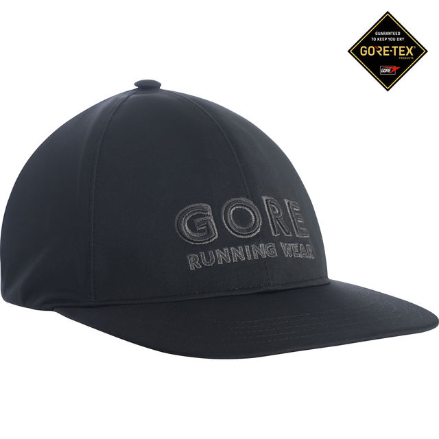 Gore Essential GTX Team Cap in Schwarz