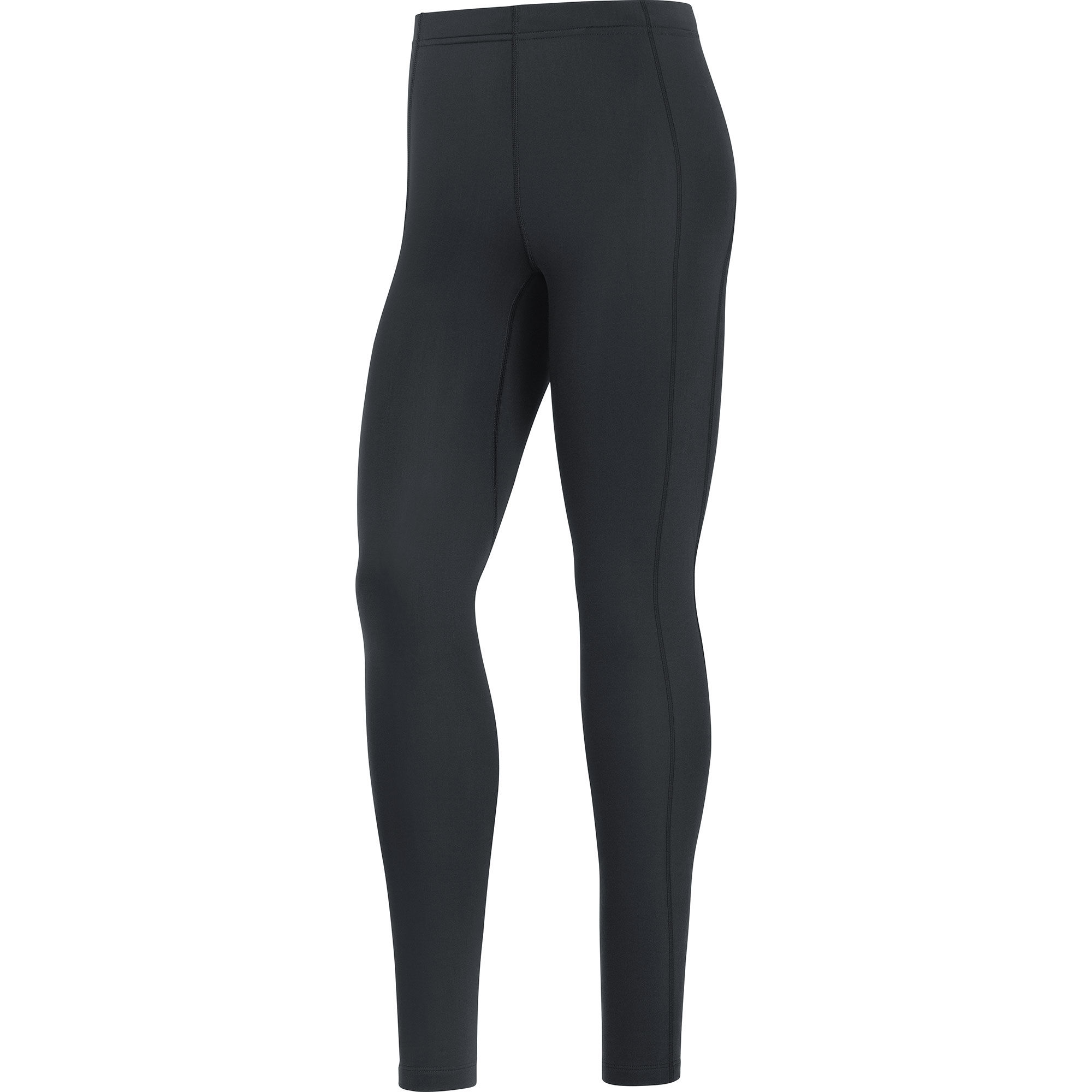 Gore Essential Lady Thermo Tights in Schwarz