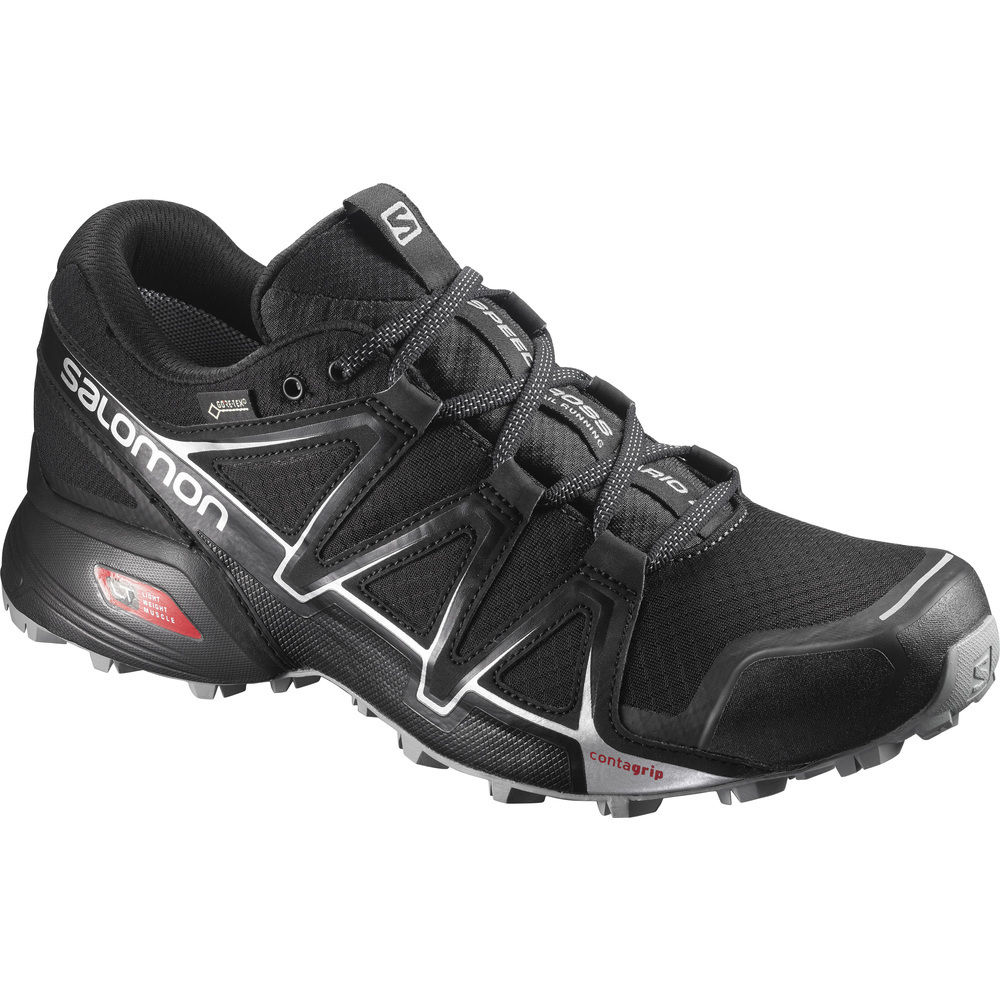 Salomon Speedcross Vario 2 GTX in Schwarz