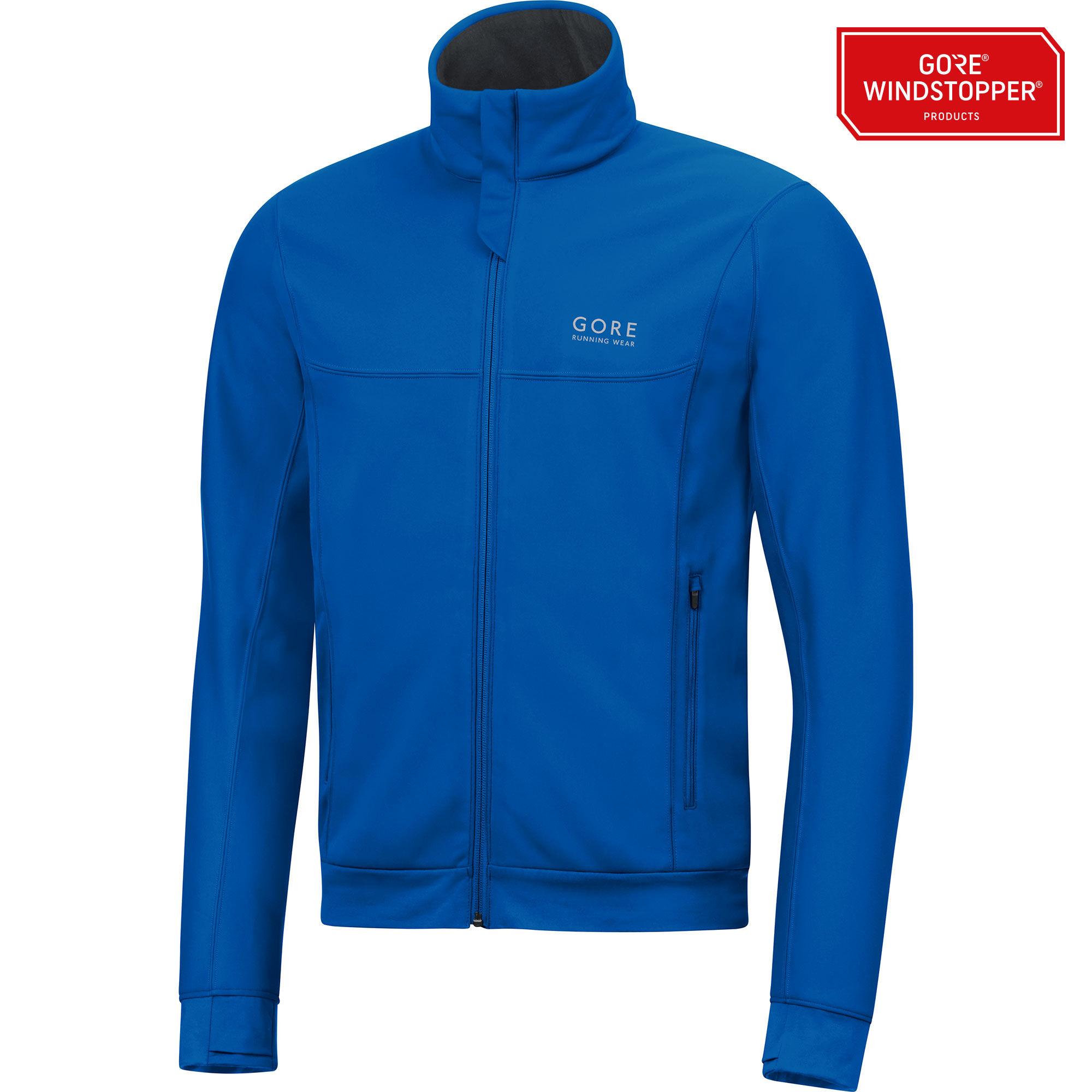 Gore Essential GWS Jacket in Blau