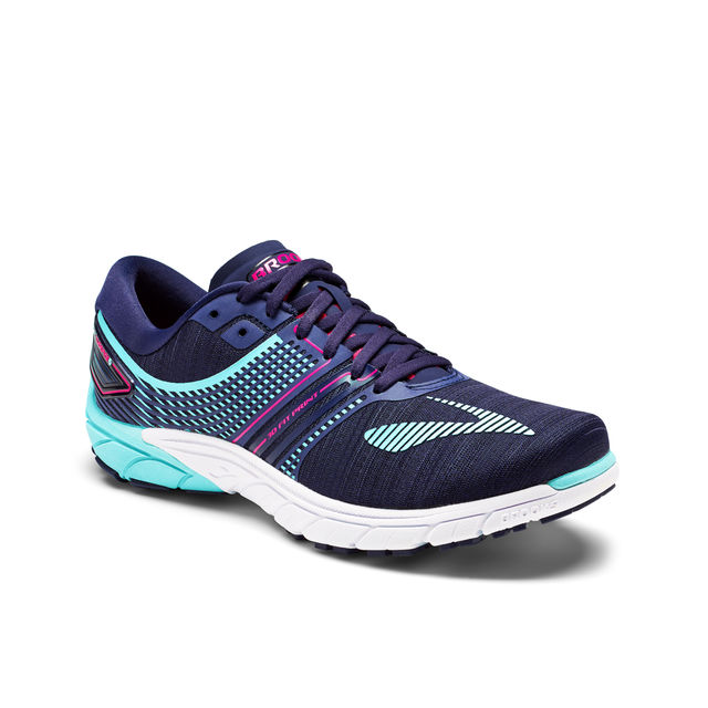 Brooks Lady PureCadence 6 in Blau