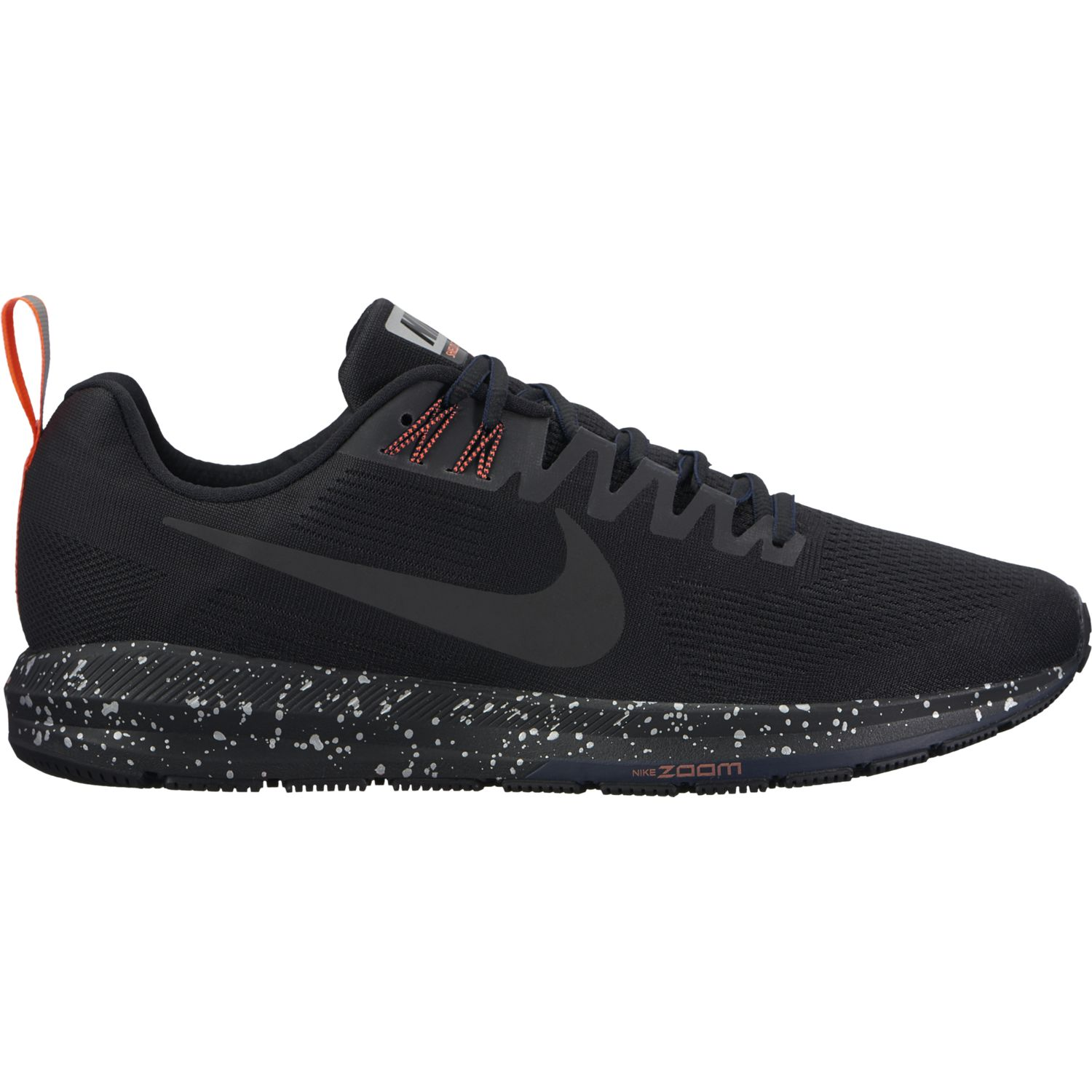 Nike Air Zoom Structure 21 Shield in Schwarz