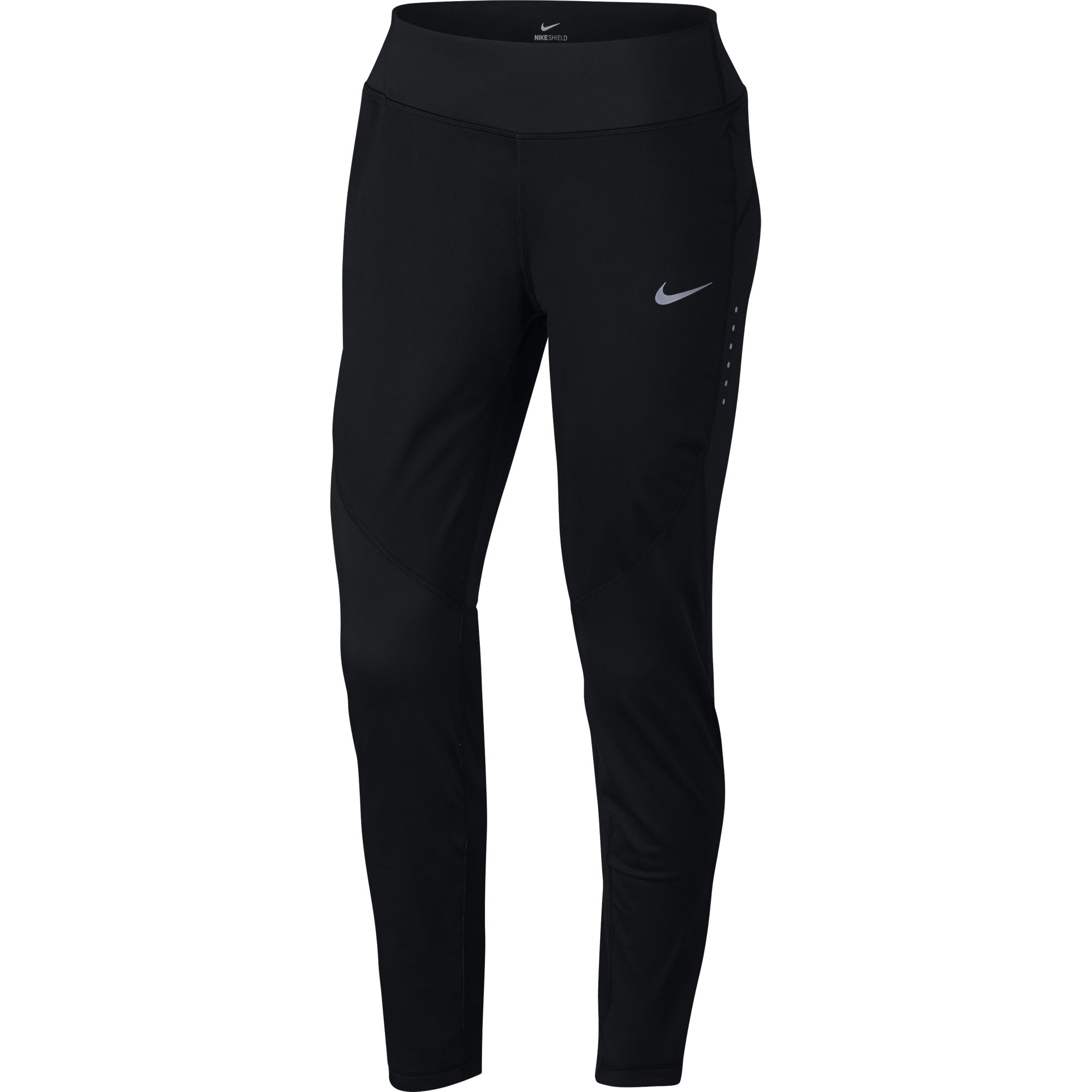Nike Lady Shield Pant in Schwarz