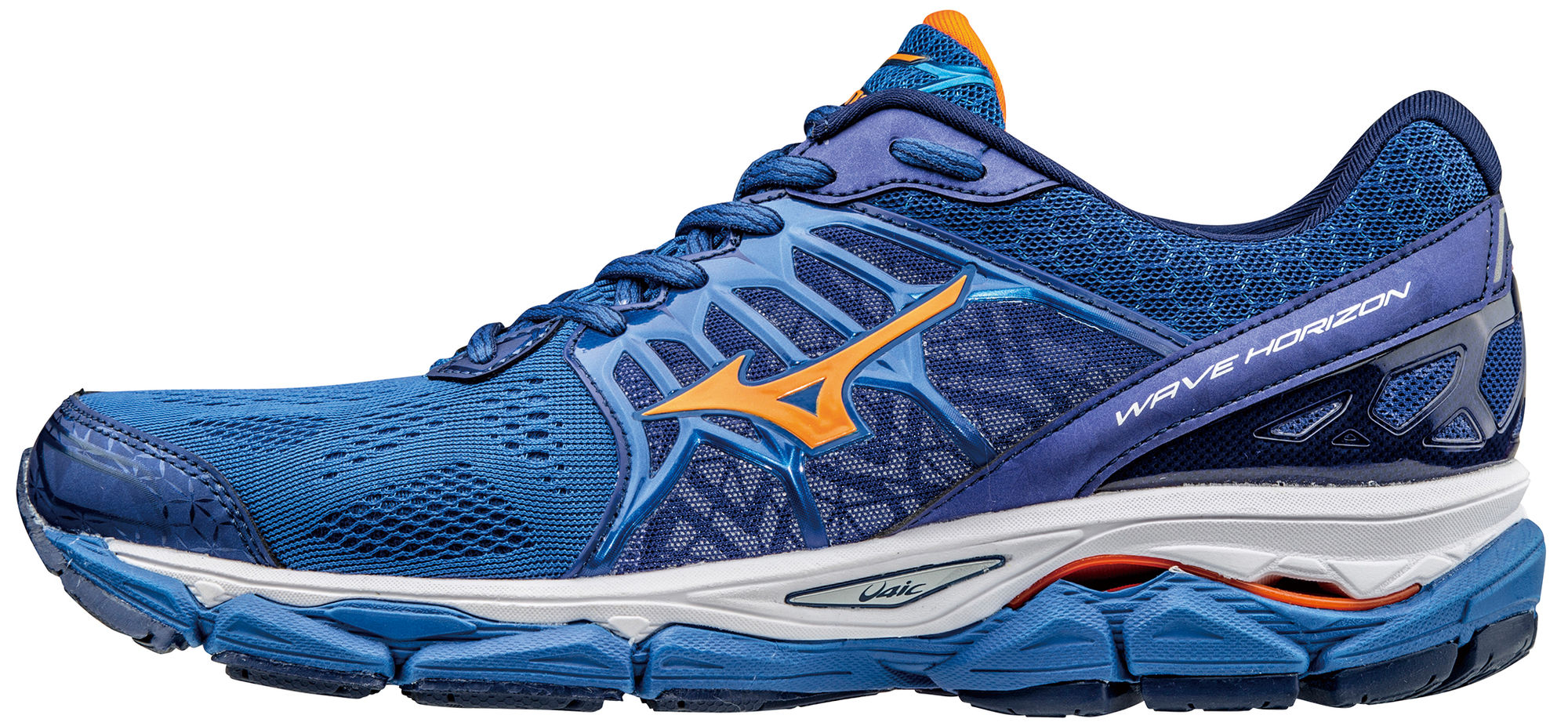 Mizuno Wave Horizon in Blau