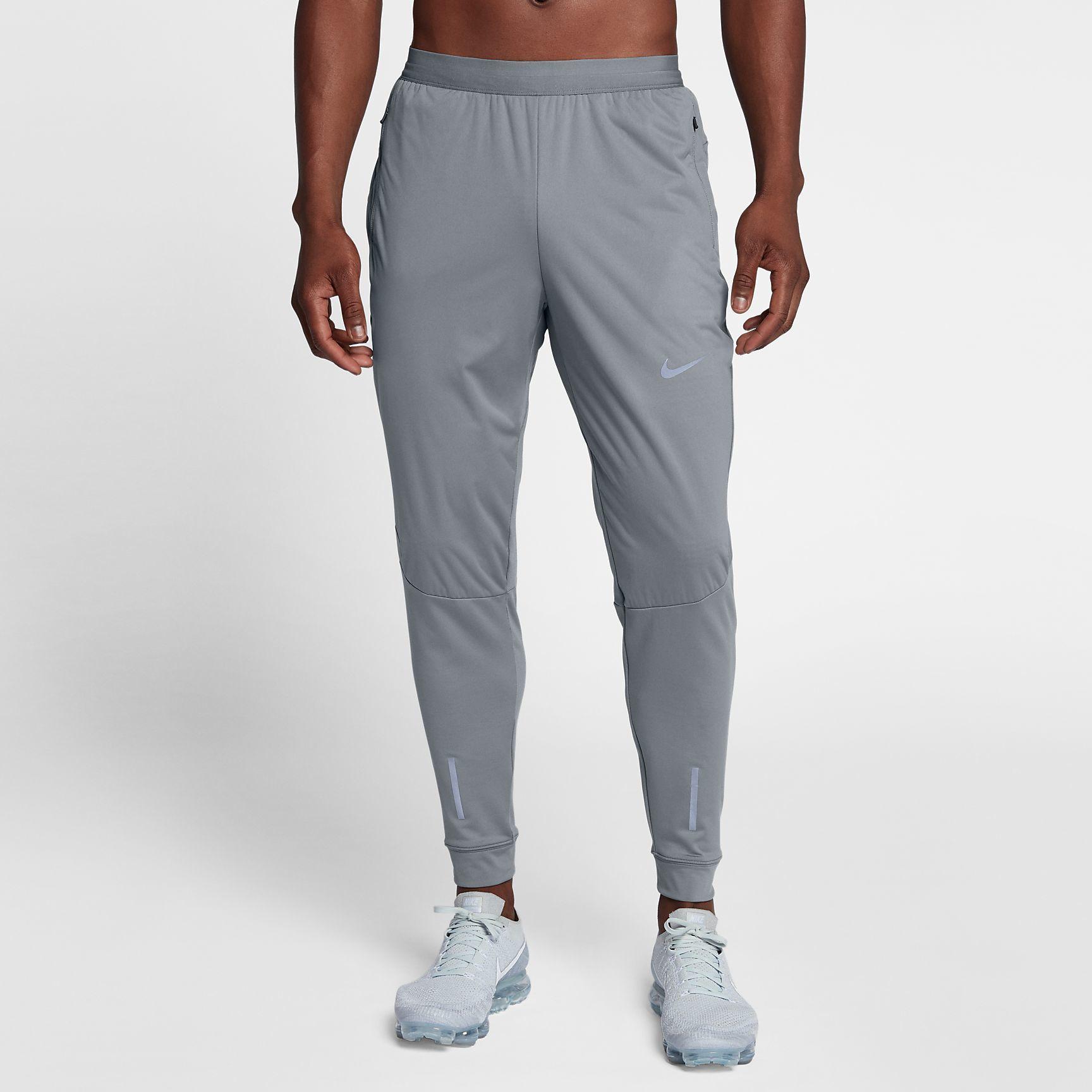 Nike Shield Phenom Pant in Grau