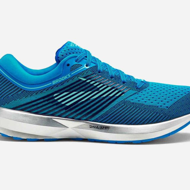 Brooks Lady Levitate in Blau
